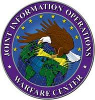 Joint Information       Operations Warfare Center Logo
